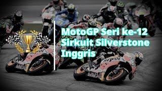 Jadwal Race dan Siaran Langsung MotoGP Seri ke-12 di Sirkuit Silverstone, Inggris, Minggu (25/8)