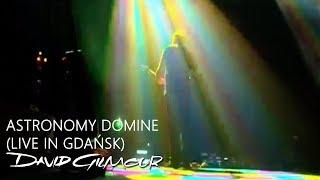 David Gilmour - Astronomy Domine (Live In Gdańsk)