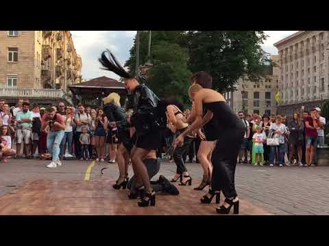 MARUV & Boosin - Focus On Me (live Performance) Kiev - 20.07.2018