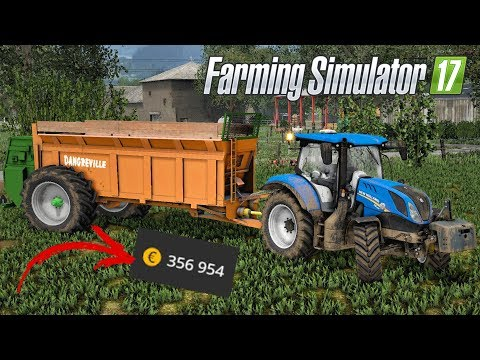 Farming Simulator 17 - NOTRE PREMIÈRE MOISSONEUSE ! #9