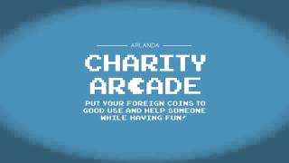 Airports use retro arcade games to collect spare currency