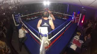 Ultra White Collar Boxing | Chester | Nick Edwards VS Neil Mathershaw