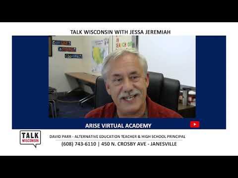 TVW | Talk Wisconsin | Arise Virtual Academy | 7-30-20