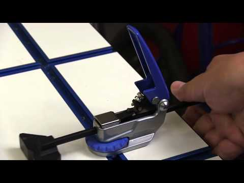 Rockler Auto-Lock T-Track Clamp Review | NewWoodworker