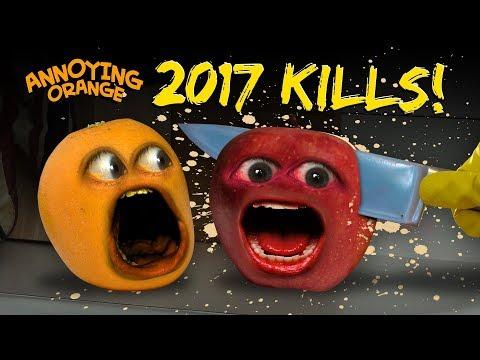 Annoying Orange – EVERY 2017 KILL!