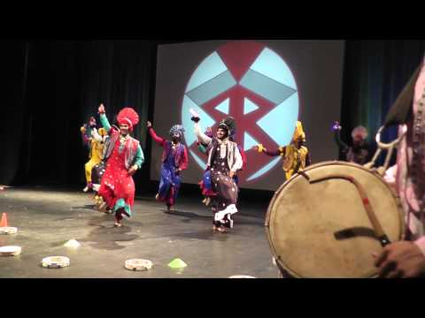 Boston Bhangra Competition 2013  -16 RU Boyz