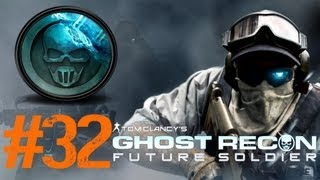 Ghost Recon Future Soldier Walkthrough #032 - Mission 11 - HD Gameplay No Commentary