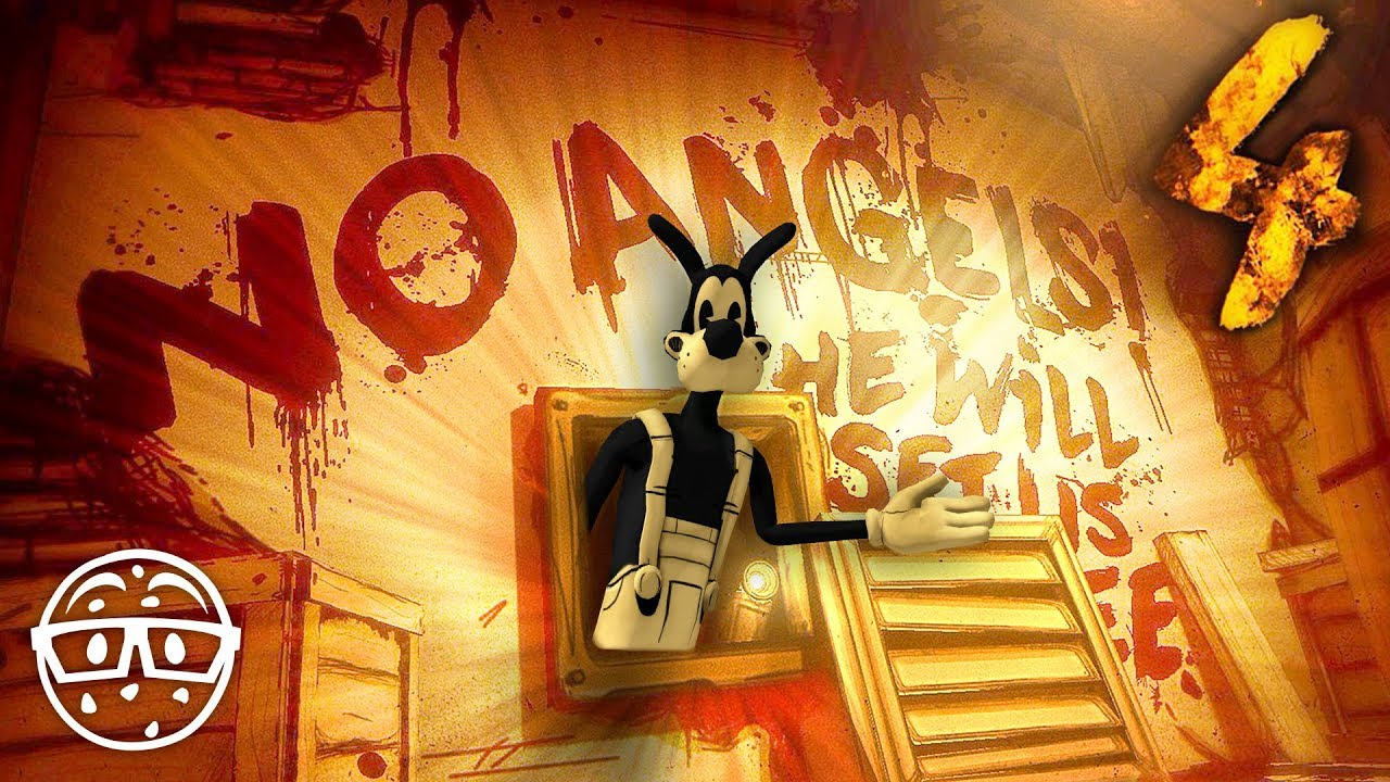 4 Awesome Bendy Chapter 4 Teaser Facts You Need To Know ...