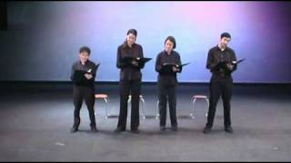 The Chamber Readers -- The Christmas Truce, by Aaron Shepard (Reader's Theater)