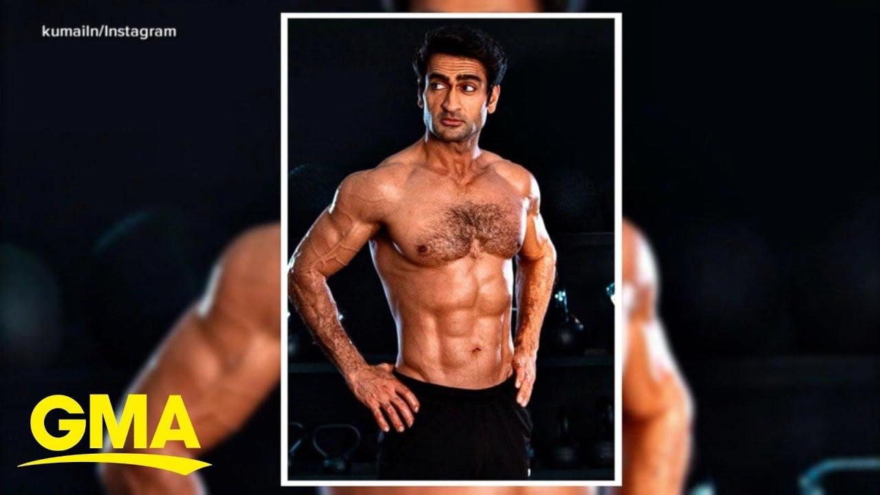 Kumail Nanjiani undergoes radical body ...
