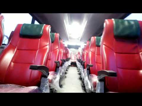 BRTC AC BUS FULL INTERIOR REVIEW IN BD