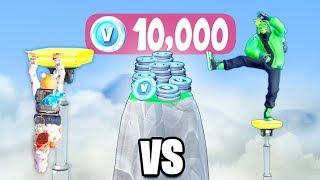 КТО ПРОЙДЕТ ДЕТРАН БЫСТРЕЕ, ТОТ ПОЛУЧИТ 10-000 V-Баксов! (Fortnite)