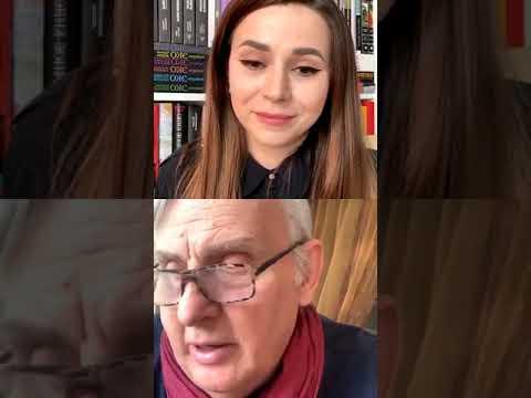 Евгений Жаринов в гостях у Лабиринта. Онлайн-презентация книги «Роковой романтизм»