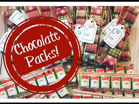Craft fair idea 12 hershey chocolate nugget packs best for Craft fair best sellers