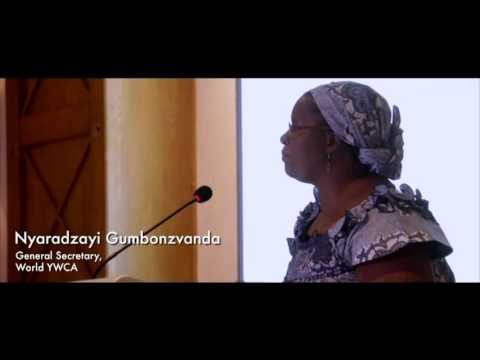 Africa needs to invest in young minds to boost innovation - Nyaradzayi Gumbonzvanda, YWCA