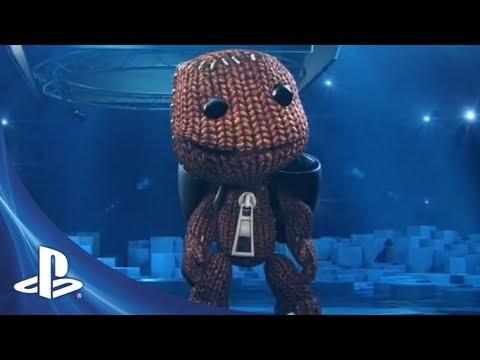 PlayStation® All-Stars Battle Royale™ – Sackboy Trailer