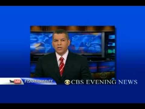 CBS Evening News 08/08/2008 with Russ Mitchell
