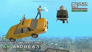 GTA SAN ANDREAS — STOP FALL