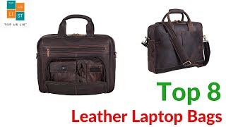 The 8 Best Leather Laptop Bags in 2020 Updated Prices