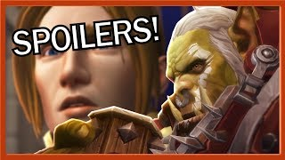 Download Mp3 Patch 7.3.5 Alliance And Horde Epilogue Cutscenes! -  My Reaction/thoughts