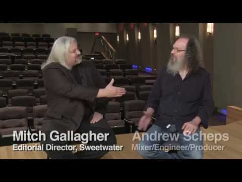 Interview with Engineer/Producer Andrew Scheps - Sweetwater Minute, Vol. 230