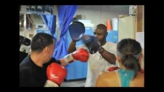 "GIlbert ""Hurricane"" Jackson - Boxing Trainer in Oakland"