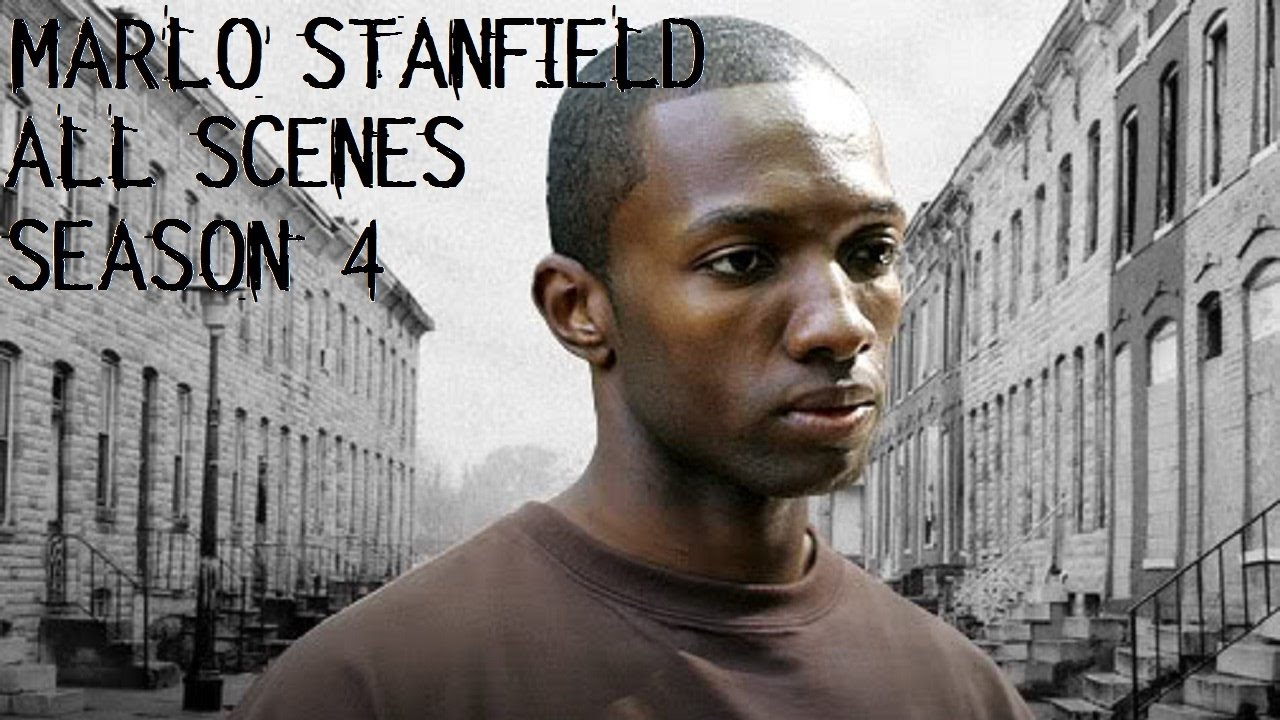 Marlo Stanfield all scenes part IV - YouTube
