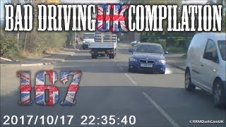 Bad Driving UK Compilation 167