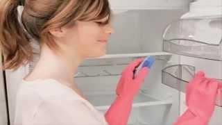 видео Запах в холодильнике и как избавиться от него