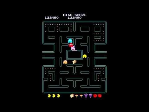 Pac-Man Plus Bally Midway 17  Level
