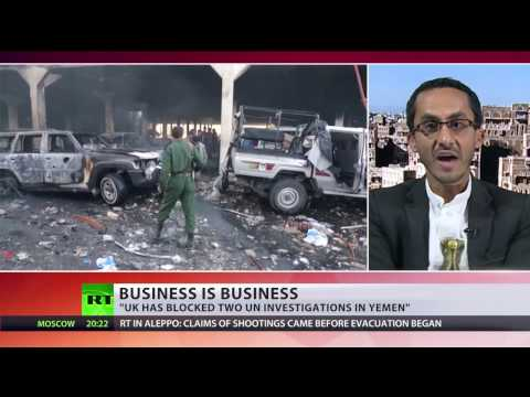 Britain continues to back Saudi bombing of Yemen, despite US stopping arms sales