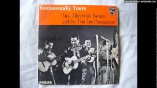 Luis Alberto Del Parana y Los Paraguayos - isla saca (instrume