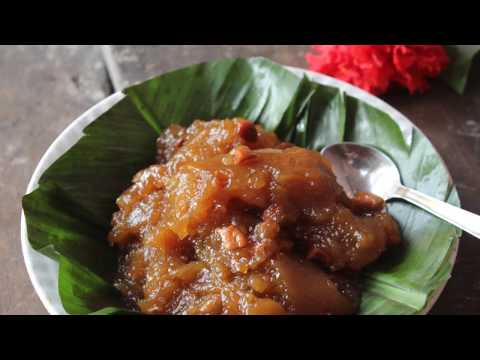 Whole Wheat Halwa / Tirunelveli Gothambu Halwa