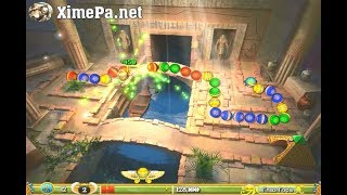 Game Luxor 5 - gameplay
