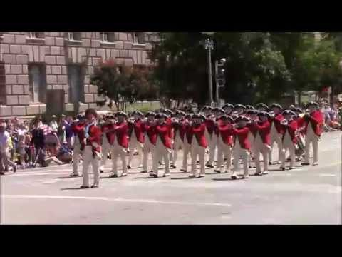 National Independence Day Parade, Washington 2014
