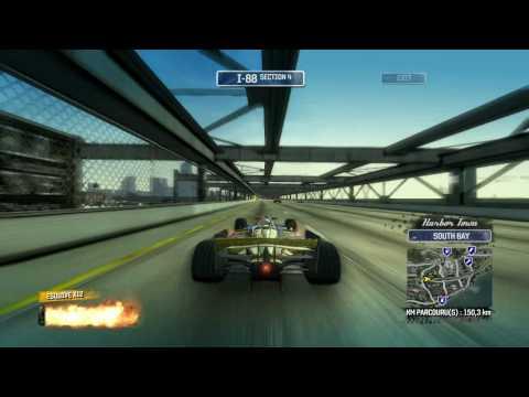 Burnout Paradise | F1 Golden Police Car |HD