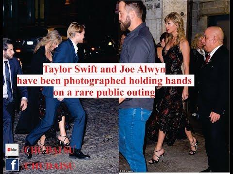 joe alwyn taylor swift dating how long