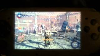 ps3 games on psp