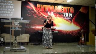 Pregação Evangélica - Pastora Simone Carvalho - IEUA