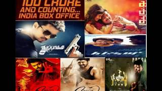 Download lagu VIJAY s 100 crore movies list 2017 MP3