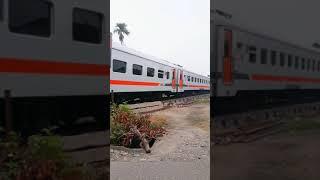 Kereta Api Sri Lelawangsa Tetap Semangat Balik Ke Binjai Di Masa Pandemi #shorts