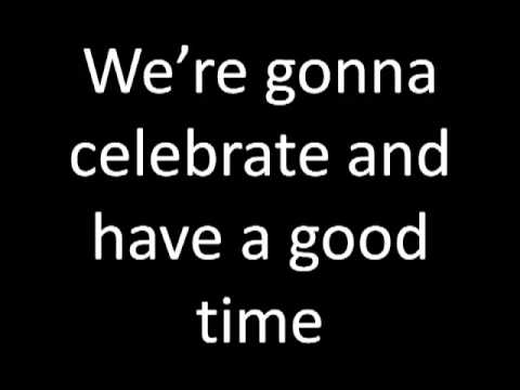 Celebration by Kool and the Gang with lyrics