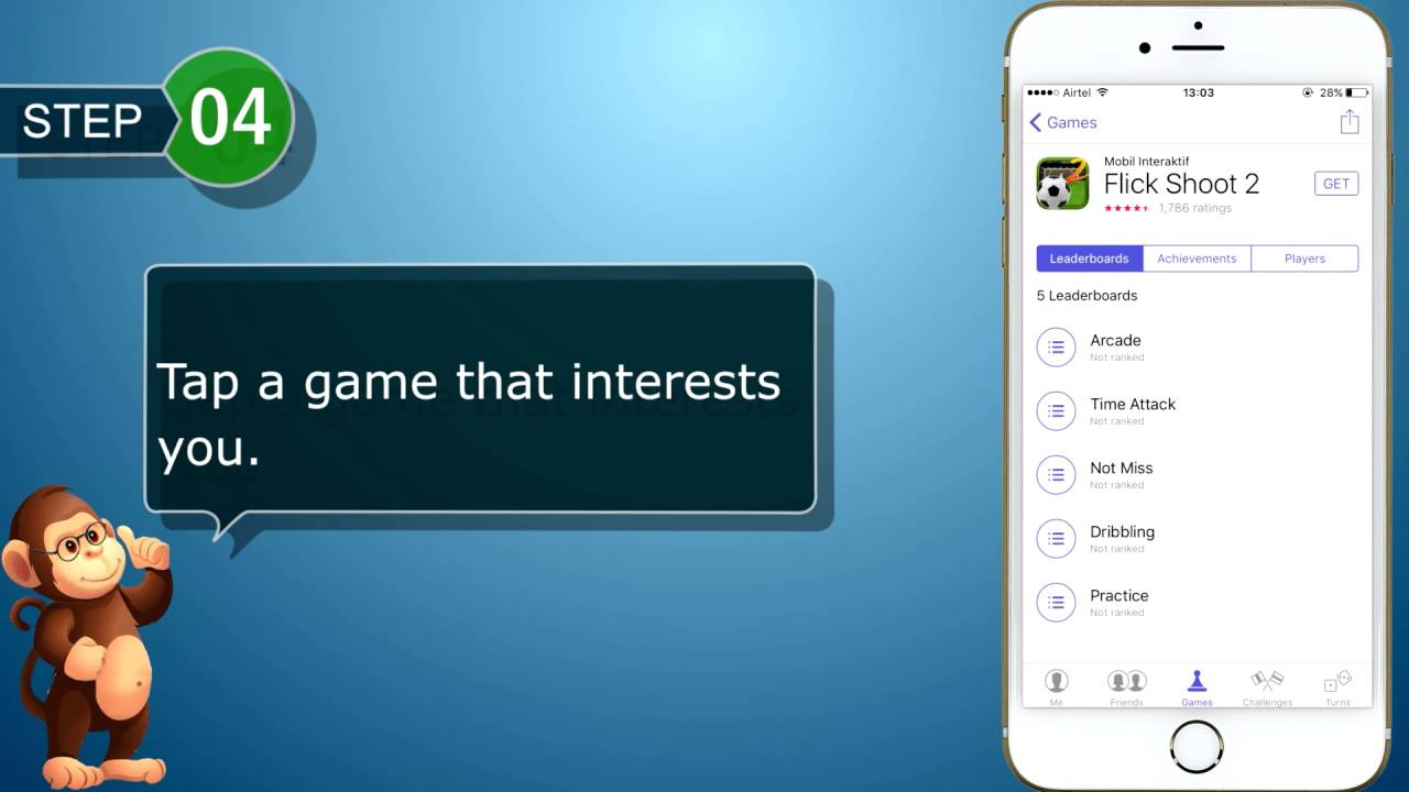 How To Add And Play Games With Game Center On Apple Iphone