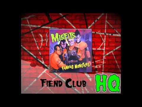Misfits  Fiend Club BACKING TRACK HQ