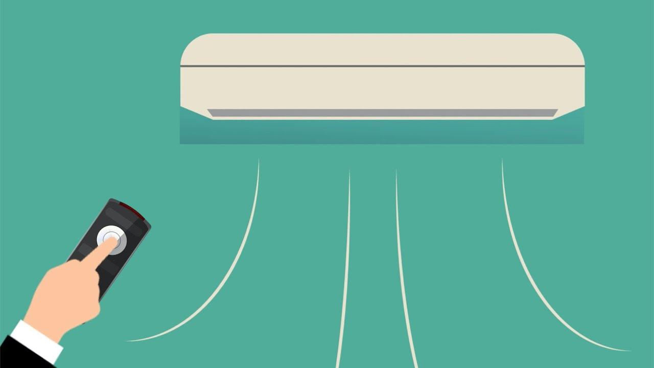 إزاي التكييف بيبرد الجو؟
