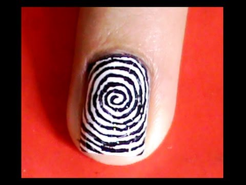 toothpick nail design beginners