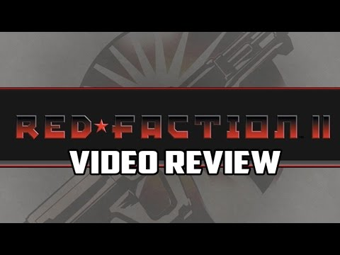 Lets Play Red Faction 2 Episode 1: TV Station