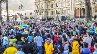 MANDELA MEMORIAL IN CAPE TOWN