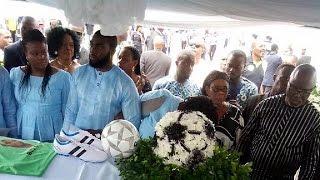 Nigeria : l'inhumation de Stephen Keshi prévue ce 29 juillet