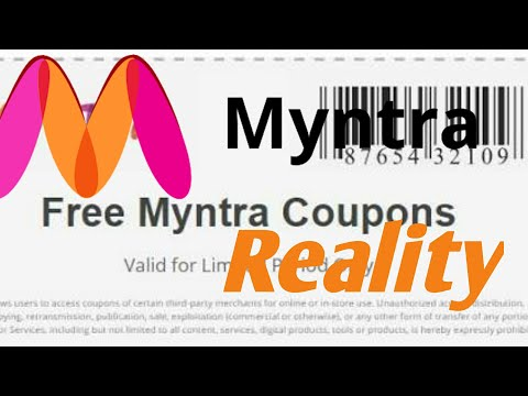 Reality Myntra shopping in 200,300 coupon only